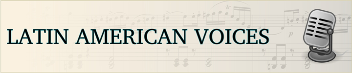 Latin American Voices Banner